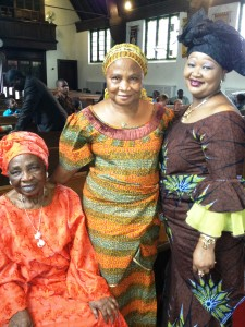Matriarchs of the Congregation