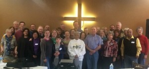 31 members of St Paul Lutheran Church in Montgomery, AL attended our four sessions of training