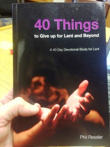 Book by Pr. Phil Ressler (LCMS) is #1 on Amazon's devotional book list; his blog which led to this book generated over 1m views