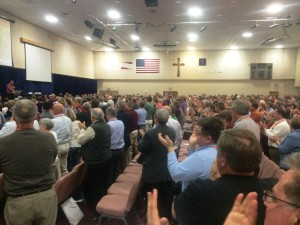 1,537 attended this years equipping and encouraging conference hosted by Christ Church LCMS