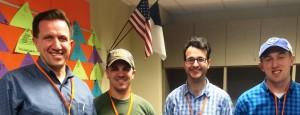 "Three Seminary students interested in the Military Chaplaincy attend ""Ministry to our Deployed Military"" workshop"